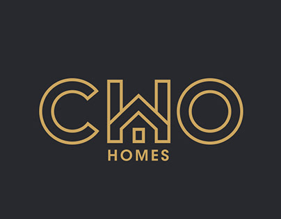 CHO Homes - Logo Design