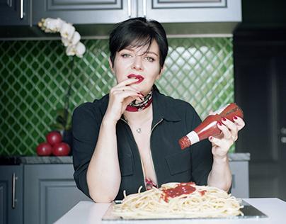Spaghetti (Kodak Porta 160 120mm)
