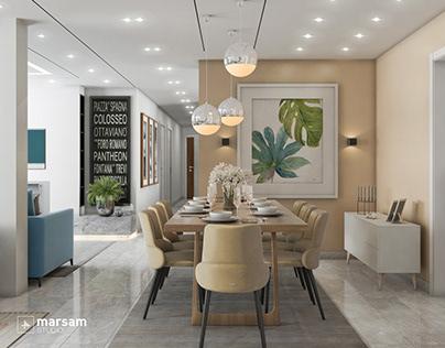 Appartment - Interior Decoration
