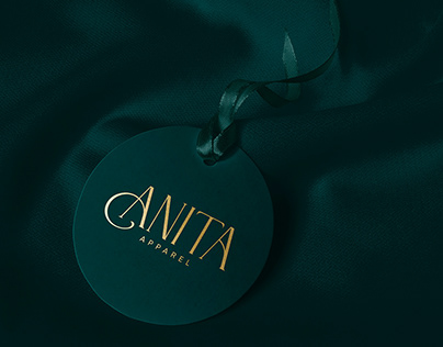 Anita Apparel Brand Identity Project
