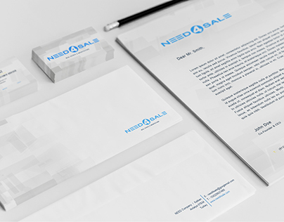 NEED Company / Branding & Identity