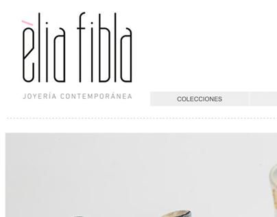 Elia Fibla, Joyería Contemporánea