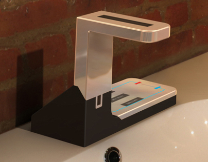 Electronic Sink Faucet