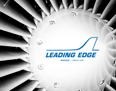 Leading Edge Services Brand Refresh