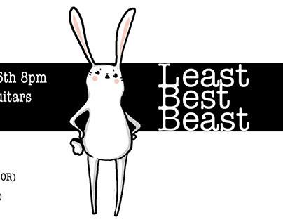 Least Best Beast poster 2015-0425