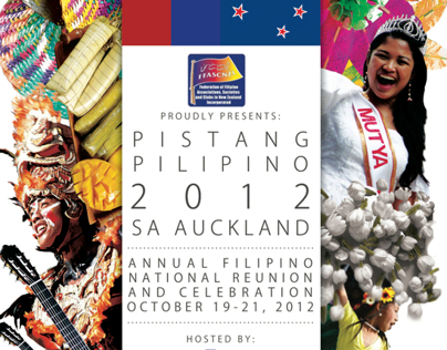 PRINT   CAPO Pistang Pilipino 2012 Souvenir Programme