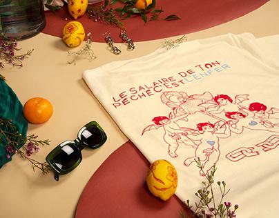 Le Cartel Clothing X Epithumia Rose