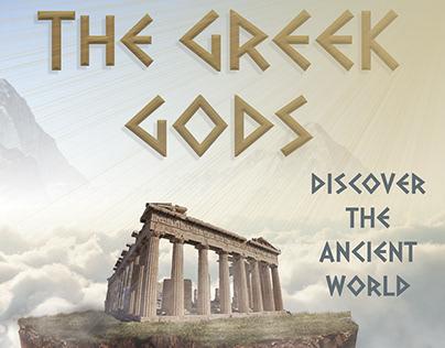 Greek gods magazine