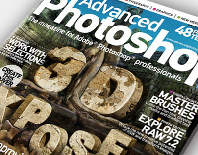 Cover Feature - Advanced Photoshop