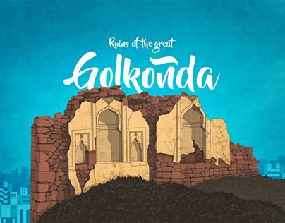 The Ruins of Golkonda
