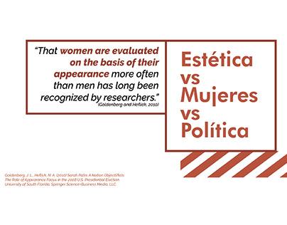 Estética, mujeres y política