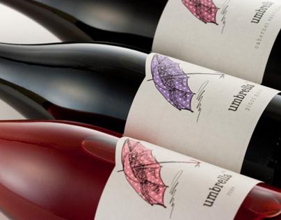 Umbrella Wines by the Labelmaker