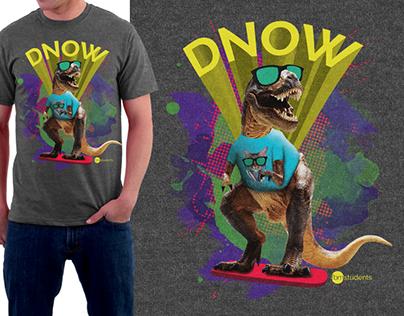 T-Shirt Design | DNOW Dino
