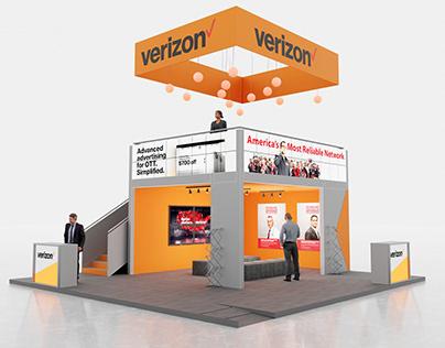 *Verizon* Exhibition Design