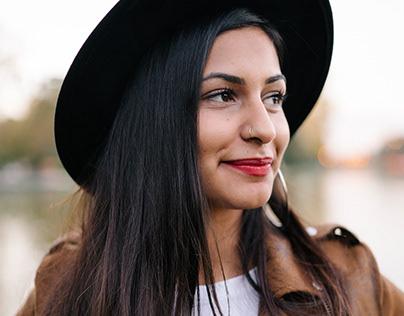 Yasha Portrait