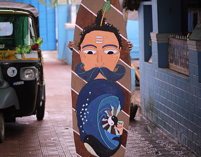 Surfs Up India!