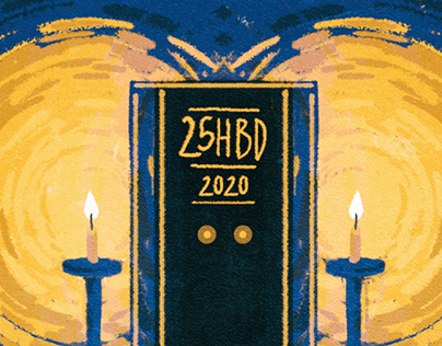 25HBD 2020 | There's something in the dark