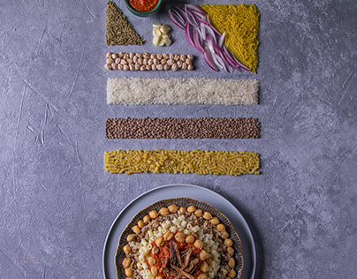 Traditional Egyptian Dishes