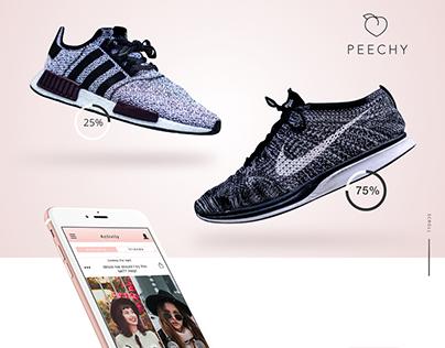 PEECHY - Every Fashionistas New Favorite App
