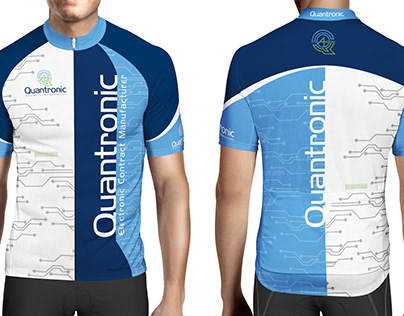 Cycling Jersey Quantronic