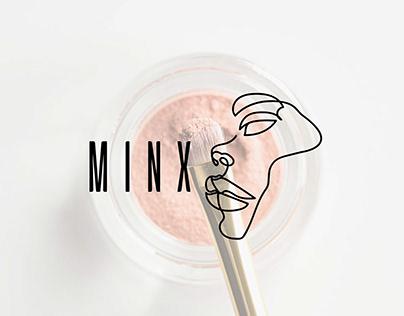MINX // Danish makeup brand