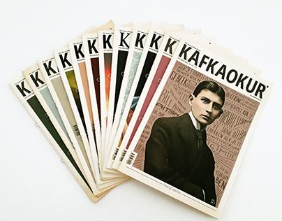 Kafkaokur Magazine Illustrations
