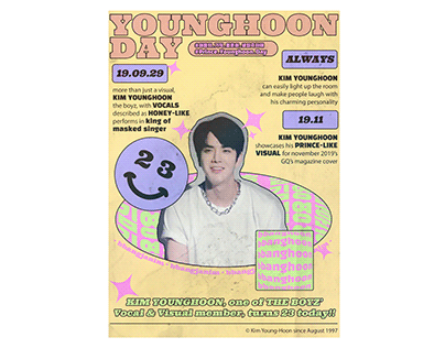Kim Younghoon Day!