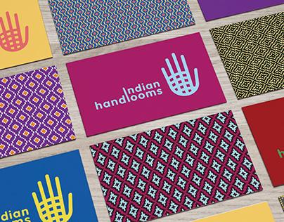 Indian Handlooms - Logo & Patterns