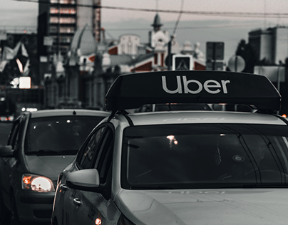 UBER | redesign concept