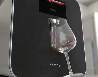 PLUM automatic wine appliance