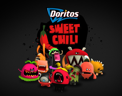 Doritos Sweet Chilli