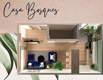 Diseño Casa planta baja