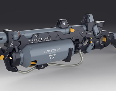 eXteel Flame Thrower