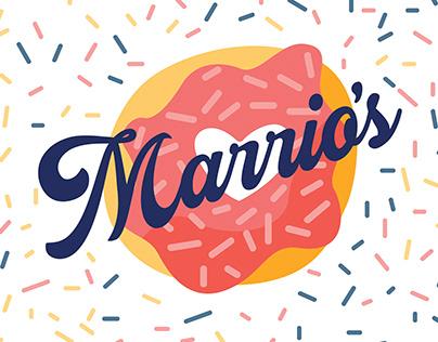 Marrio's Donut Shop