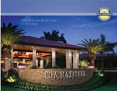 PGA Brochure