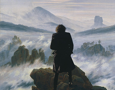 Viandante sul mare di nebbia - Ermal Meta version