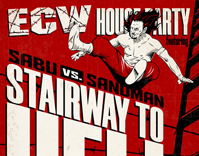 ECW Classic Poster Series