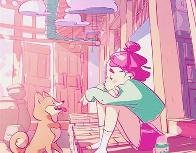 """ME & PUP"""