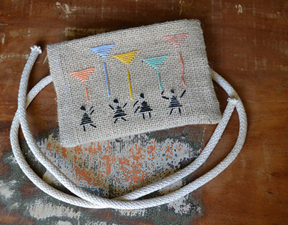 Juta - Embroidery