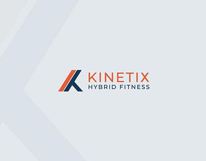 Hybrid Fitness Logo Design