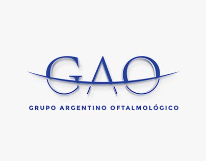 GAO - Web & logo design