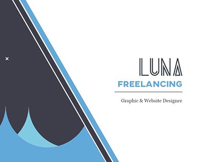Luna Freelancing Identity