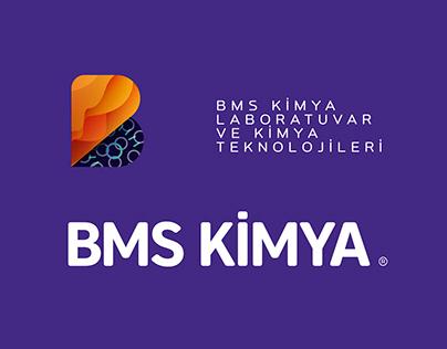 BMS Kimya Logo ve Kurumsal Kimlik
