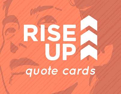 rise up quote cards