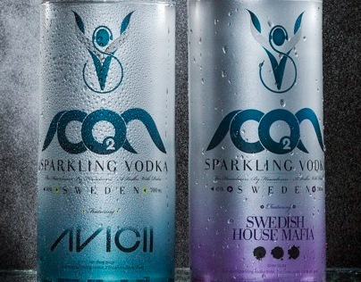 ICON SPARKLING VODKA - A Vodka With Pulse