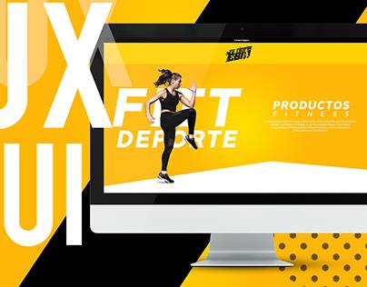 UX -UI WEB Oscar creativo