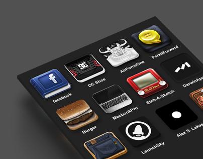 iOS Iconography