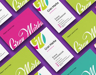 Brand design GRAN MARKA