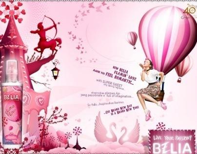 Belia - Live Your Passion