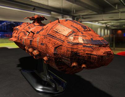 'RPG Ship Model 2'